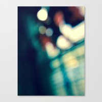 Transmit 1a Canvas Print