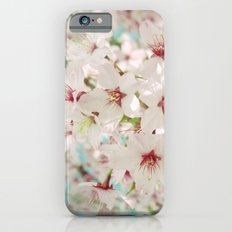 Cherry Blossom afternoon iPhone 6 Slim Case