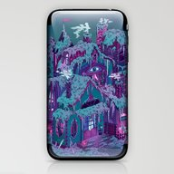 December House iPhone & iPod Skin
