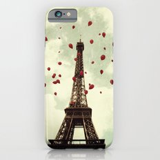 From Paris, With Love iPhone 6s Slim Case