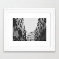Paris Nº8 Framed Art Print