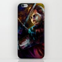 Knight Captain Turned Ad… iPhone & iPod Skin
