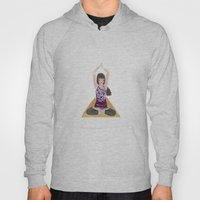Yoga Girl Hoody