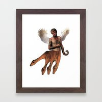 HYDRA PAN Framed Art Print