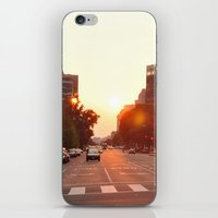 Washington Heat iPhone & iPod Skin