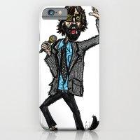 iPhone & iPod Case featuring Jarvis Cocker Pulp by Joe Pugilist Design