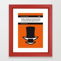 No020 MY David Copperfie… Framed Art Print
