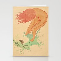 Blow Off Steam Stationery Cards
