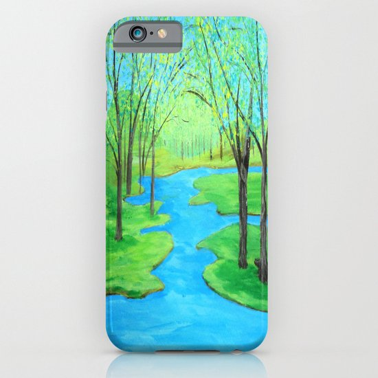 Colors of spring  iPhone & iPod Case