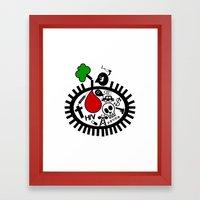 .....NoThIng LeFT FoR OuR ChILdrEn..... Framed Art Print