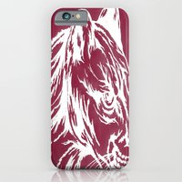 red cougar iPhone 6 Slim Case