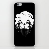 Cat Skulls iPhone & iPod Skin