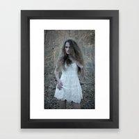 Violation // Interpretation Framed Art Print