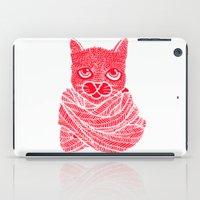 It's a Cat-Wrap iPad Case