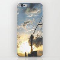 Find me, Summer Sun iPhone & iPod Skin