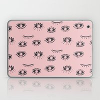 Mystic Eyes Laptop & iPad Skin