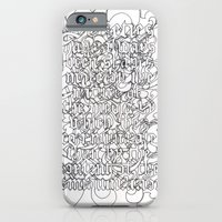 iPhone & iPod Case featuring McLuhan by greckler