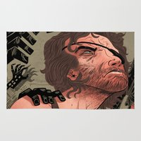 Escape From New York Pos… Rug