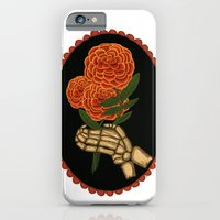 Marigolds For The Dead iPhone 6 Slim Case