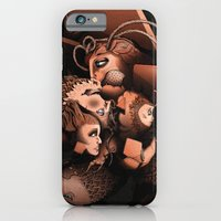 iPhone & iPod Case featuring Slow Growth by Daniel James Diggle