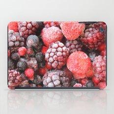 Frozen Berries iPad Case