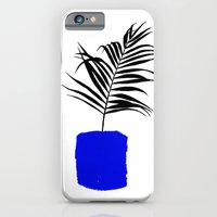 Blue Pot iPhone 6 Slim Case