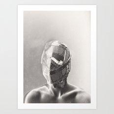 Letterhead Art Print