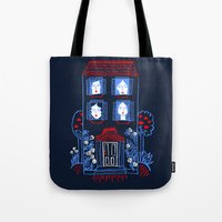 The Women in the House Tote Bag