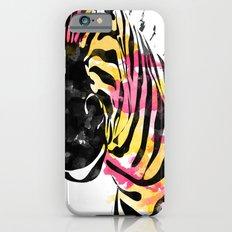 Zebra fun  iPhone 6 Slim Case