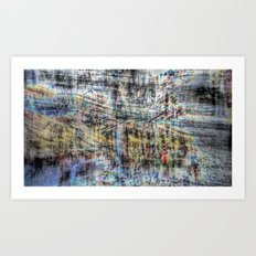And the longer you linger, the linger you long. 06 Art Print