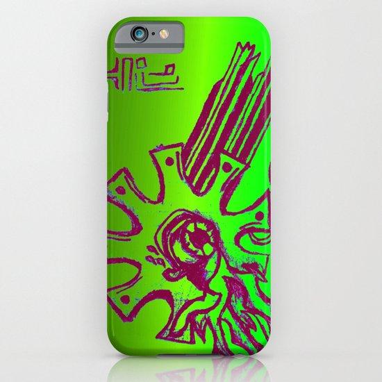 Simplistic Alien iPhone & iPod Case
