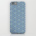 Blue Eyes iPhone & iPod Case