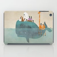 summer holiday iPad Case