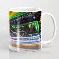 Light Trails 1 Mug