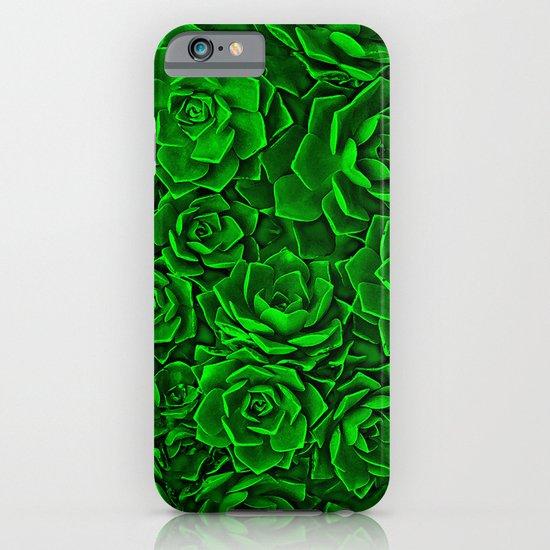 Succulent Green iPhone & iPod Case