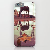 iPhone & iPod Case featuring Roadside water by Vorona Photography