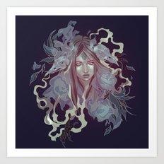 Alchemy - Earth Art Print