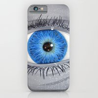What Are You Looking At? iPhone 6 Slim Case