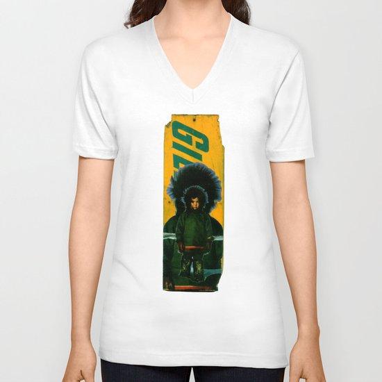 Arctica V-neck T-shirt