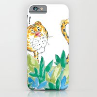 Spots, Your Tail Is Up! iPhone 6 Slim Case