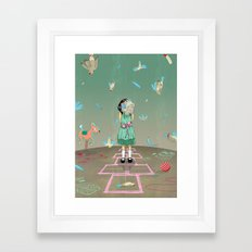 Lullaby Framed Art Print