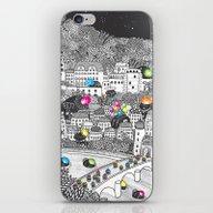 Locals Only - Heidelberg… iPhone & iPod Skin
