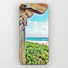 End of Summer Nostalgia III iPhone & iPod Skin