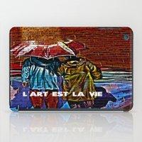 Art is life! iPad Case