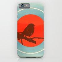 iPhone & iPod Case featuring Bird Call by akamundo