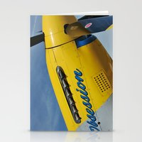 P51 Obsession Stationery Cards