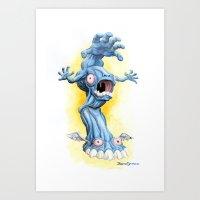 Plorfk Art Print