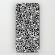 Intergalactic Junkyard iPhone & iPod Skin