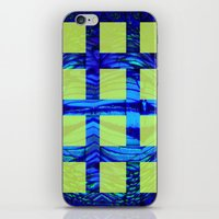 Caged Butterfly iPhone & iPod Skin