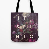 lose and to pretend Tote Bag